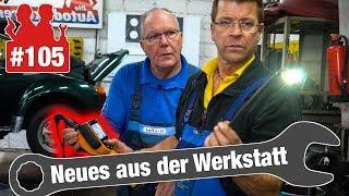 Endoskop enthüllt 3000€ Schaden am Hyundai | 93er Audi V8 Quattro mit Ölverlust