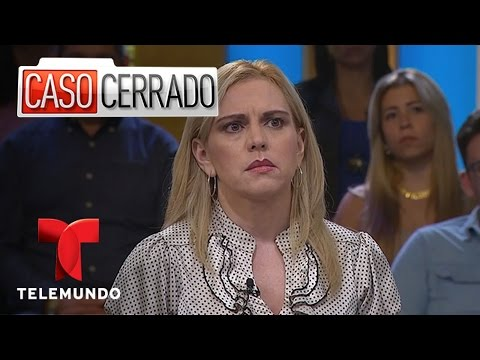 Caso Cerrado   14 Year Old Mother In A Coma! 😴🍼♿  Telemundo English