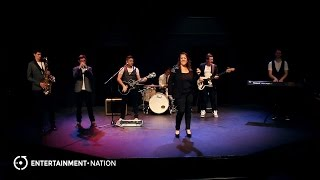 Velocity Just The Way You Are - Pop Rock Funk Soul Wedding Band - Entertainment Nation