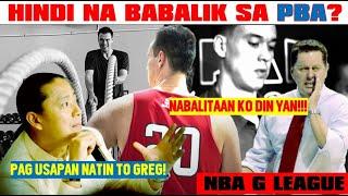 GREG SLAUGHTER HINDI BABALIK SA GINEBRA   TRYOUT MUNA SA NBA G-LEAGUE   TIM CONE MAY PLANO NA?