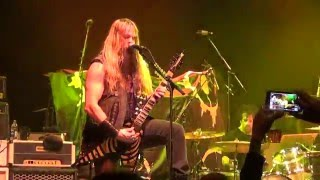 "Zakk Sabbath~Zakk Wylde plays ""War Pigs"" ~ ""Into The Void"" at NAMM 2016 after show party. 1/23/2016"