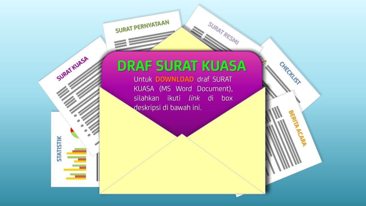 Surat Kuasa Pengambilan Gaji Di Bank Putribankcom 2019