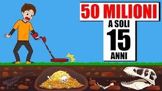 Ecco Come Ho Fatto 50 Milioni A 15 Anni
