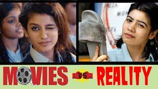 Bollywood VS Reality | Valentines Day Special | Small Town Girl Ft. Theaachaladka