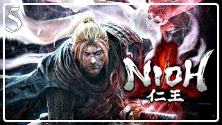 [Stream Play] Nioh Alpha Demo Part 5 - The Gateway To The Fishing Village