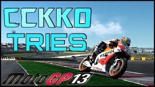 cckk0 Tries... Moto GP 2013