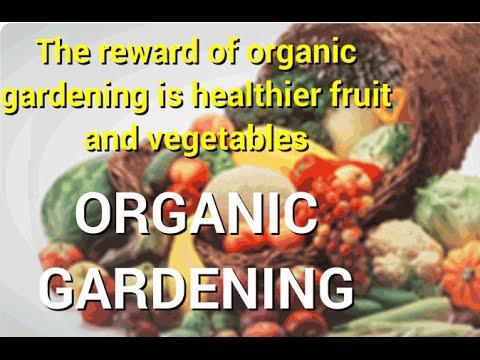Organic Gardening eCourse