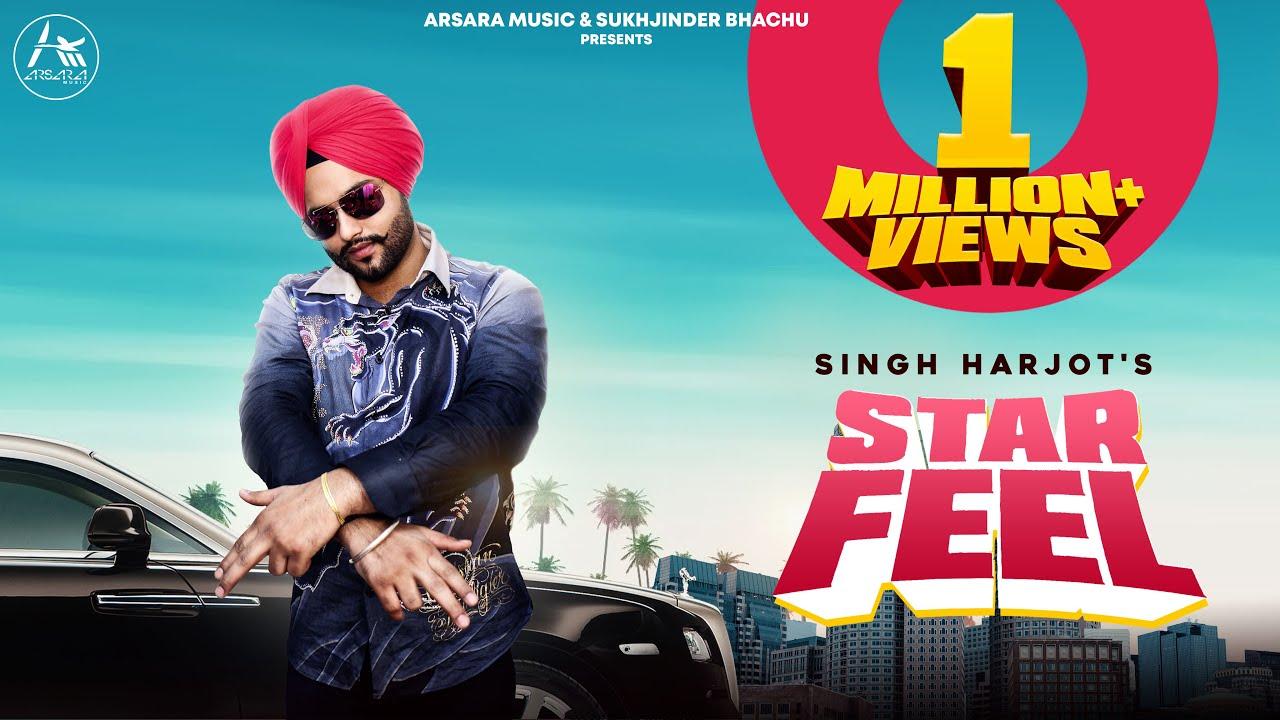 STAR FEEL : Singh Harjot (Full Video) | New Punjabi Songs 2019 | JCee Dhanoa | Arsara Music