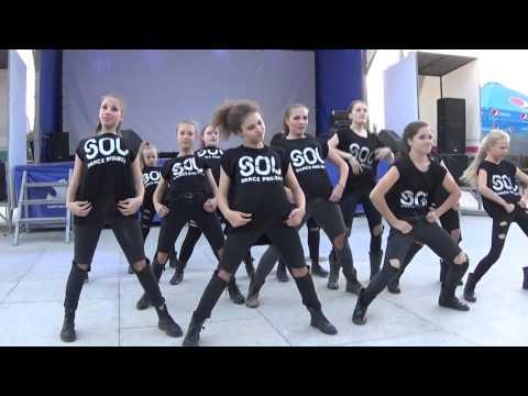 Street danceDance School SOLБитва талантов-2015Сумы