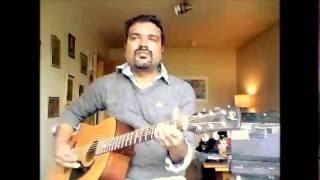 Naane naana yaaro thaana .Acoustic .Guitar Cover