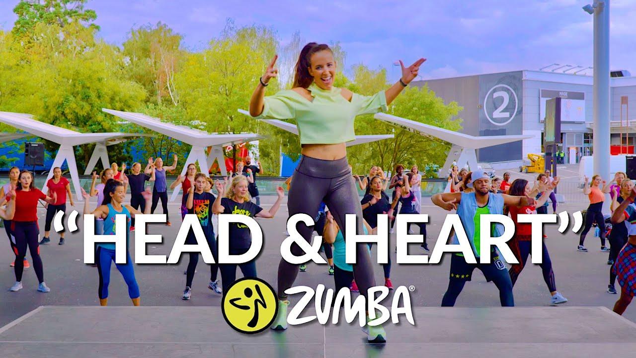 """""""HEAD & HEART"""" - Joel Corry x MNEK / Zumba® choreo by Alix"""