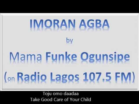 Download Imoran agba   Toju omo daadaa