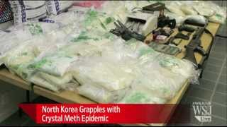 How North Korea Got Hooked on Crystal Meth