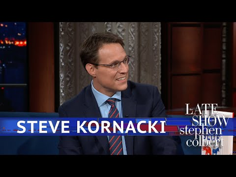 Steve Kornacki Looks Into His Midterms Crystal Ball