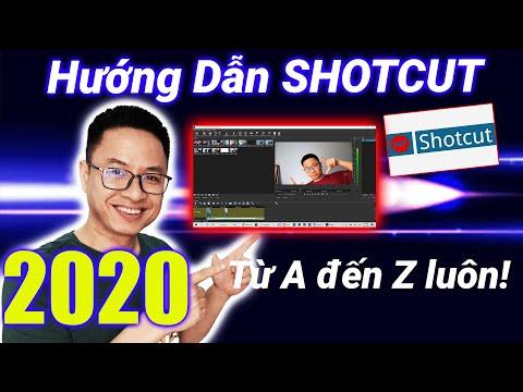 Shotcut 2020| Phần Mềm Cắt Ghép Video Miễn Phí Xin| Hướng Dẫn Từ A-Z Cho Người Mới | Những bài nhạc hay nhất 1