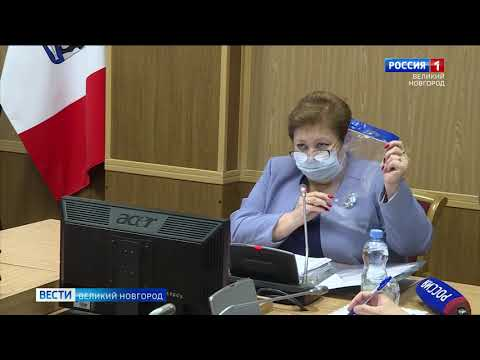 ГТРК СЛАВИЯ Вести Великий Новгород 05 06 20 вечерний выпуск
