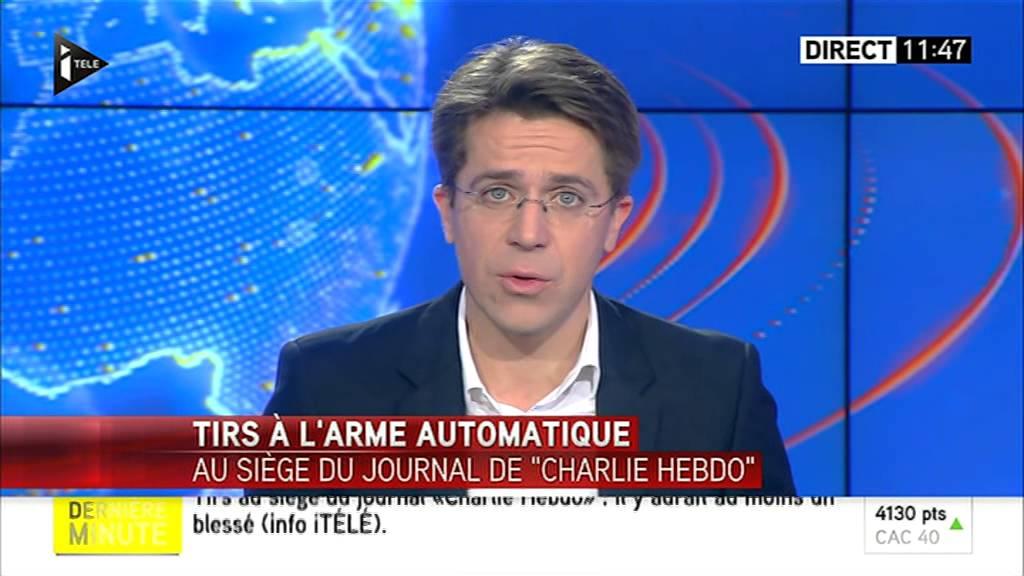1 re annonce des attentats de charlie hebdo le 7 janvier 2015 sur itele youtube - Dates des soldes janvier 2015 ...