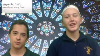 Morning Announcements 10-11