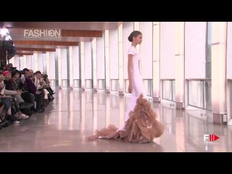 STEPHANE ROLLAND Full Show Spring Summer 2015 Haute Couture Paris by Fashion Channel