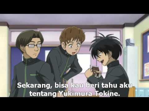 kekkaishi episode 6 sub indo