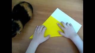 Как сделать шар из бумаги для игры. Как делать оригами мяч своими руками. Это очень легко.(Мое видео: как сделать шар из бумаги для игры. Как делать оригами мяч своими руками! Смотрите, как из бумаги..., 2016-05-07T14:17:44.000Z)