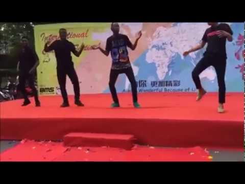 rockonolo+wanachezaje+mdogomdogo-MIB Dance crew,China