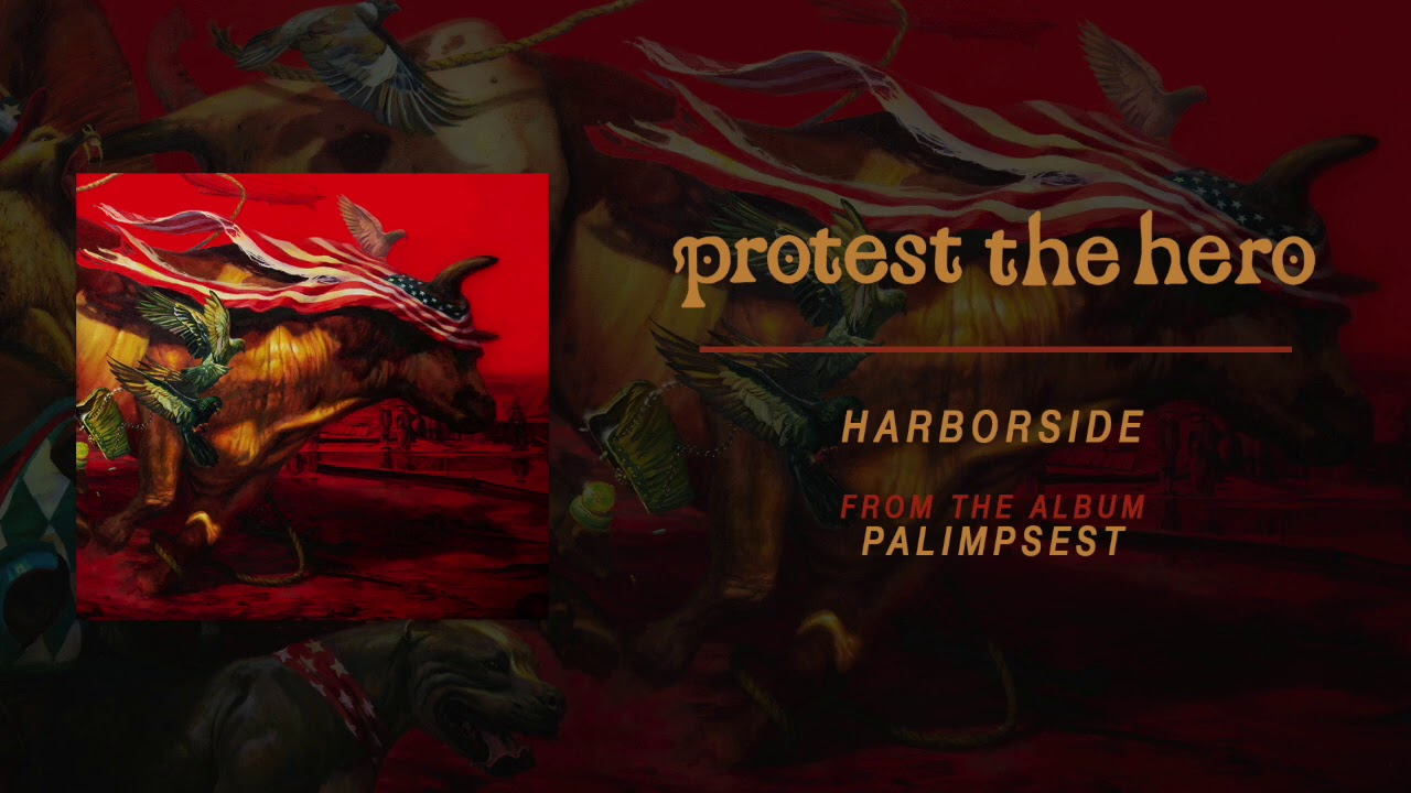 Protest The Hero | Harborside (Official Audio)
