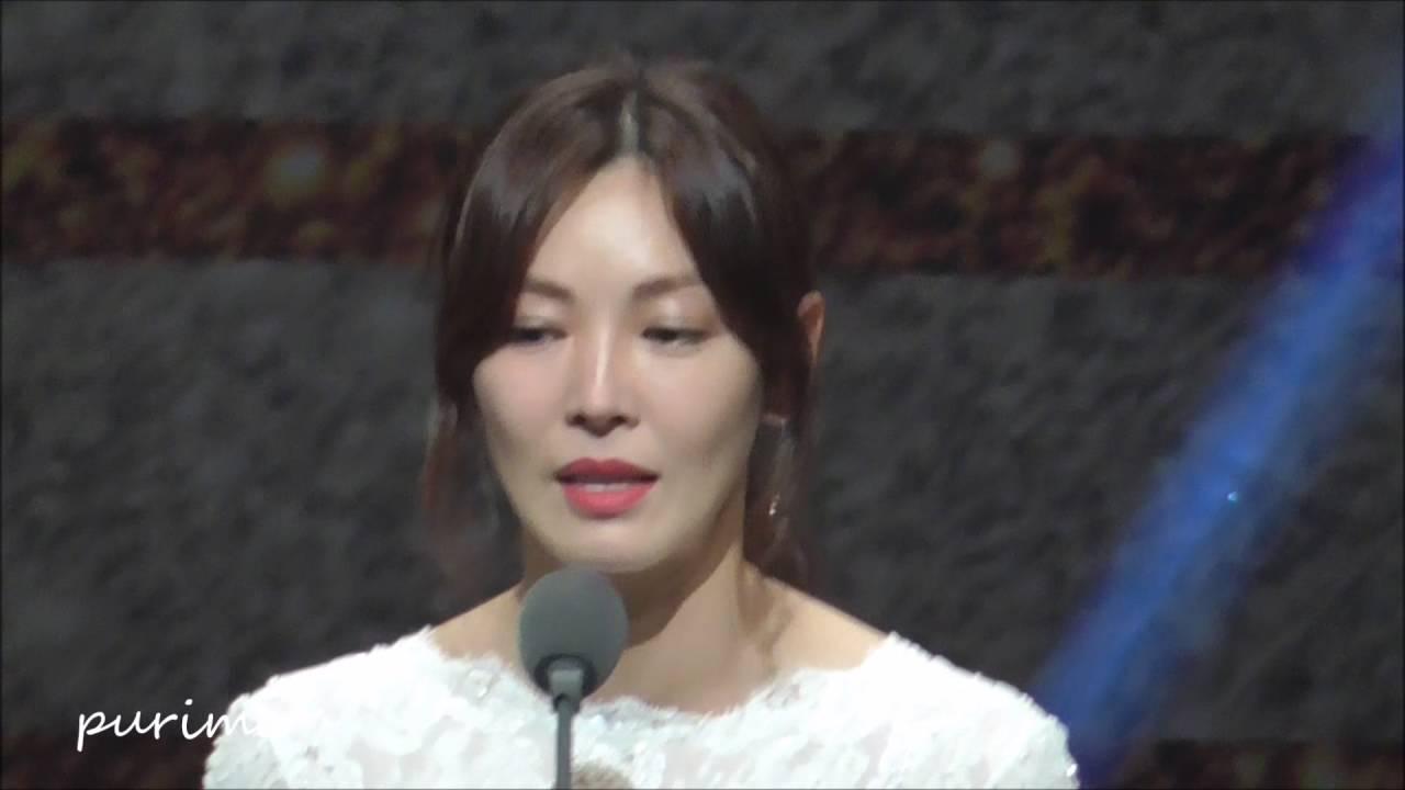 キムソヨン 2016 Korea Drama Awards 演技大賞 キム・ソヨン