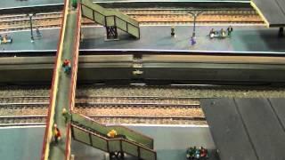 Peterborough Model Railway Exhibition 2011 HD
