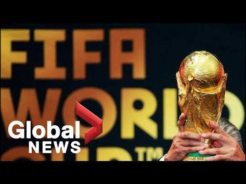 2022 FIFA World Cup should feature 48 teams: FIFA president
