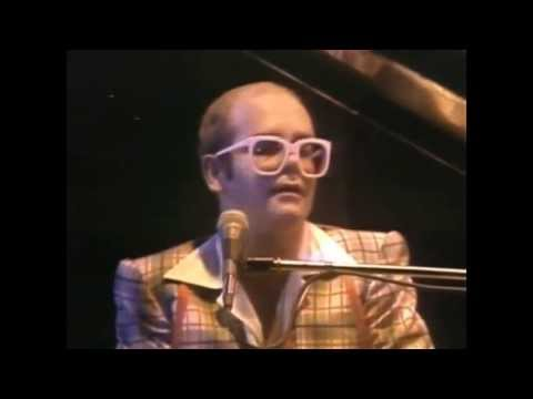 Elton John  8 Rocket man I think its going to be a long, long time