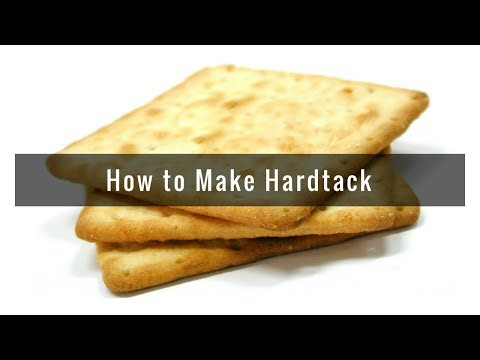 How To Make Hardtack - A Superfood That Will Outlast You