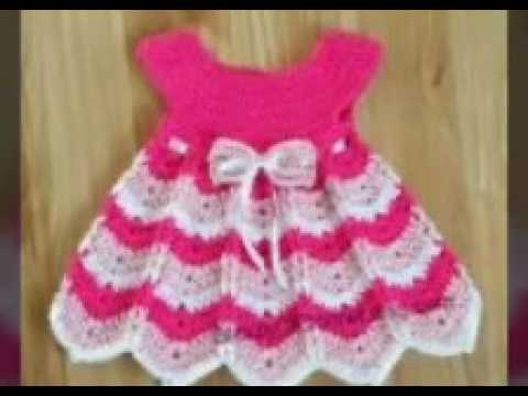 Woolen Frock For Baby Girl Beautiful Frock Design For