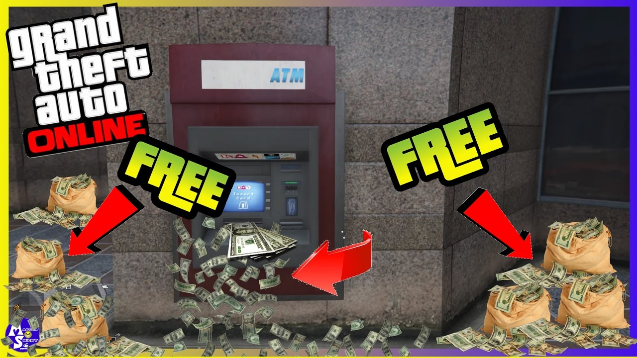 free money gta 5 online ps4