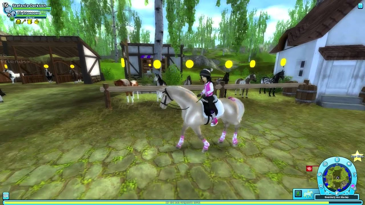 Star Stable Online Hier Is Flits Sso 019 Youtube
