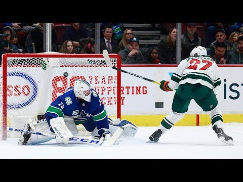 Wild, Canucks, battle for the extra point in the shootout