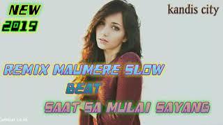Remixer maumere slow beat#SAAT SA MULAI SAYANG