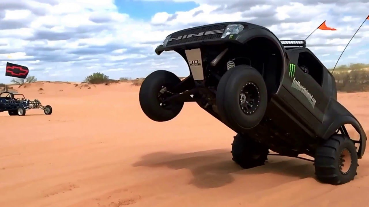Mini Rzr Raptor Trophy Truck