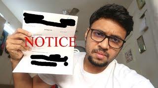 LEGAL NOTICE ON UIC