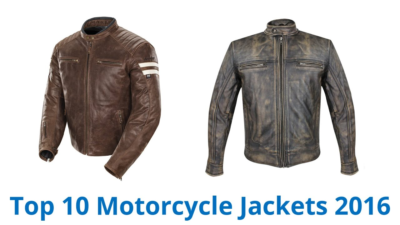 Best moto leather jackets