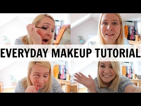 CHATTY EVERYDAY MAKEUP TUTORIAL!