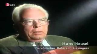 3. Kanzler BRD - Kurt Georg Kiesinger - Der Vermittler Teil 1 von 3