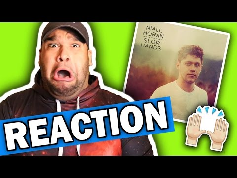 Niall Horan - Slow Hands REACTION