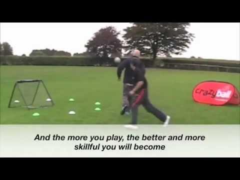 Crazyball - fun school sporting  activity  schools to international arena