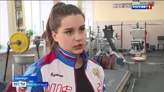 Победительницей конкурса Женщина Оренбуржья в номинации Открытие года стала Дарья Ломацкая