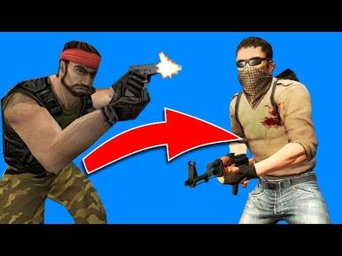 Counter-Strike Tarihi ve