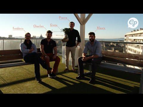 """Marseille : la création d'entreprise à travers quatre jeunes """"Startupers"""""""