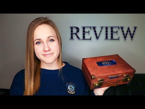 fantastic-beasts:-magizoologist's-discovery-case-unboxing-✨