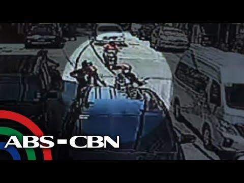 Bandila: Courier, ninakawan at binaril sa Binondo