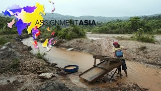 Assignment Asia— Gold town 10/15/2016
